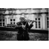 aula de violino para iniciante
