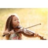 aula de violino para iniciantes