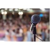 aulas de canto para iniciantes Alphaville Industrial