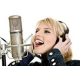 aulas de canto profissional Parque Dom Pedro
