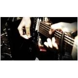 aulas de guitarra solo Santa Cecília