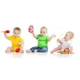 aulas de musicalizações infantis Pompéia