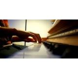 aulas de piano clássico Chora Menino