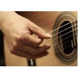 aulas de violão dedilhado Bom Retiro