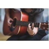 aulas de violão para iniciantes gospel Santa Efigênia