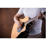aulas de violão para iniciantes Pompéia