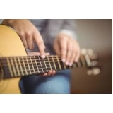 aulas de violão particulares Bom Retiro