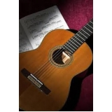 aulas de violão teórica Vila Romana