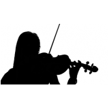 aulas de violino para iniciantes Santa Cecília