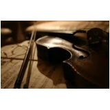 aulas de violino Luz