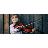 aulas particulares de violino Sumaré