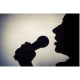 contratar professor de canto avançado Alphaville Industrial