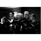 contratar professor de canto coral Brás