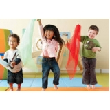 curso musicalização infantil Parque Dom Pedro
