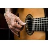 escola de aula de violão dedilhado Santa Cruz