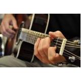 escola de aula de violão para iniciantes gospel Pompéia