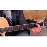 escola para aula de violão para crianças Água Branca