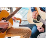 escola para aula de violão para iniciantes gospel República