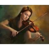 escola que faz aula de violino para iniciante Alto de Pinheiros