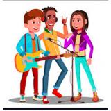 onde encontro escola de musica com aula de canto Parque Maria Domitila