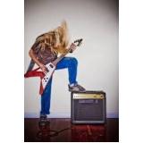 onde faz aula de guitarra solo Vila Sônia
