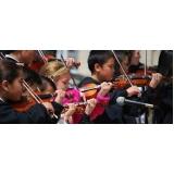onde faz aula de violino coletiva Jardim São Paulo
