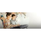 onde fazer aula de teclado para iniciantes gospel Santa Cruz