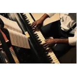 preço de aula de piano clássico Bom Retiro