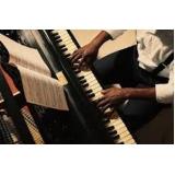 preço de aula de piano clássico Jardim Bonfiglioli