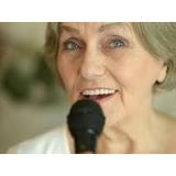 professor de aula de canto contato Parque Dom Pedro