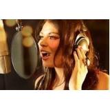 professor de aula de canto profissional Santana