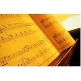 professor de canto lírico