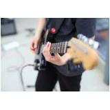quanto custa aula de guitarra improvisação Vila Pompeia
