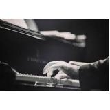 valor da aula de piano clássico Chácara Inglesa