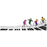 valores de aula de teclado gospel para iniciante Roosevelt (CBTU)
