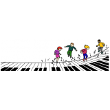 valores de aula de teclado gospel para iniciante Cerqueira César