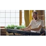 valores de aula de teclado para iniciantes gospel Vila Albertina
