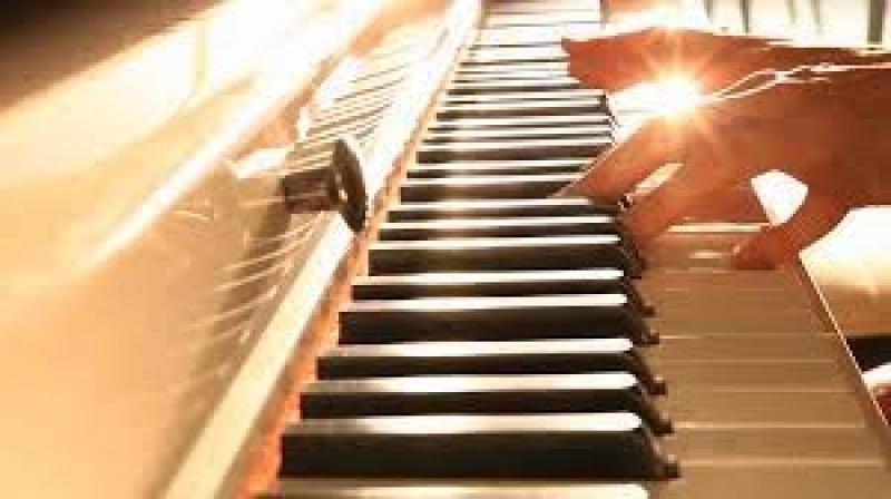 valor da aula de piano para iniciantes Santo Amaro