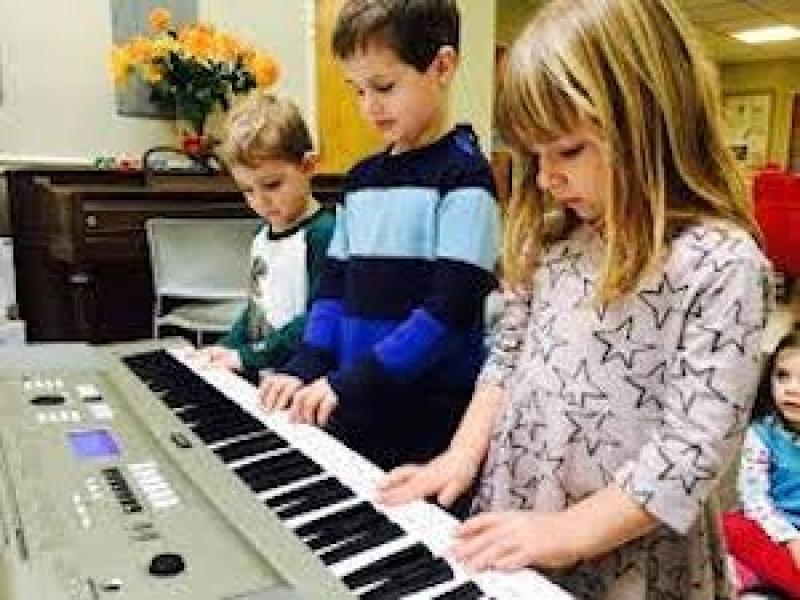 Valores de Aula de Teclado para Crianças Consolação - Aula de Teclado Gospel para Iniciante