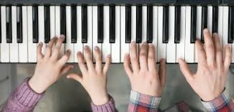 Valores de Aula de Teclado Particular Cerqueira César - Aula de Teclado Musical